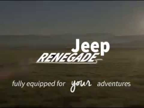 Jeep Renegade TV Commercial