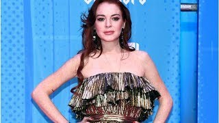 Lindsay Lohan se quitó toda la ropa enInstagram