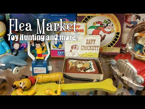 Flea Market Hunting - Hot Wheels - Toys - and tons more!