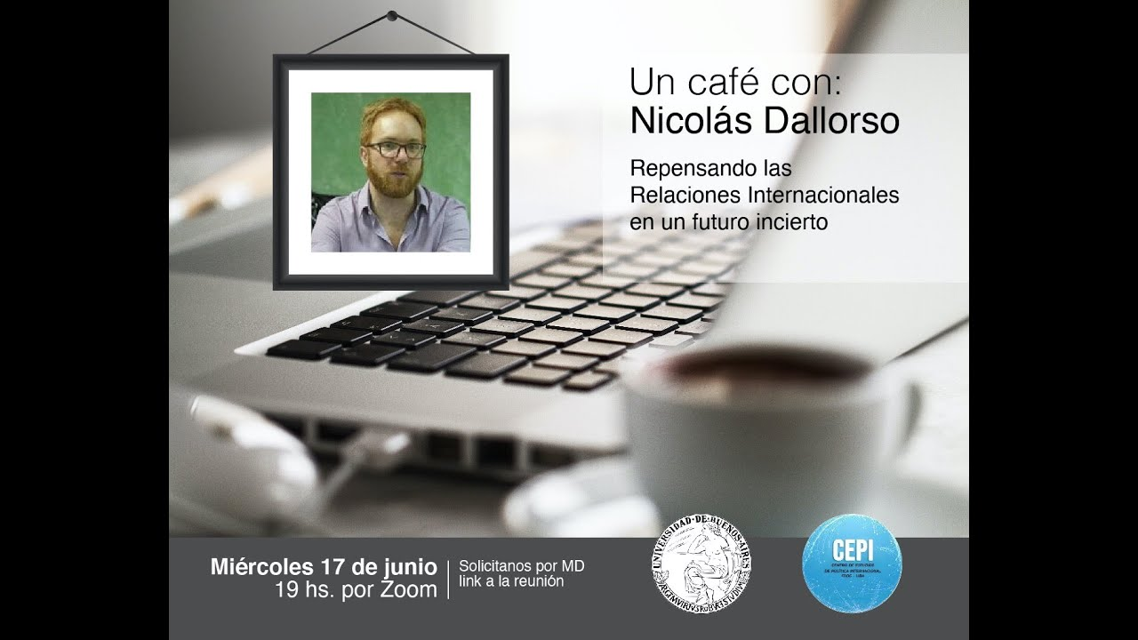 Un café con Nicolás Dallorso #45