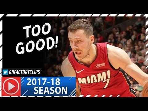 Goran Dragic Full Highlights vs Pistons (2018.01.03) - 24 Pts, 13 Assists, SICK!