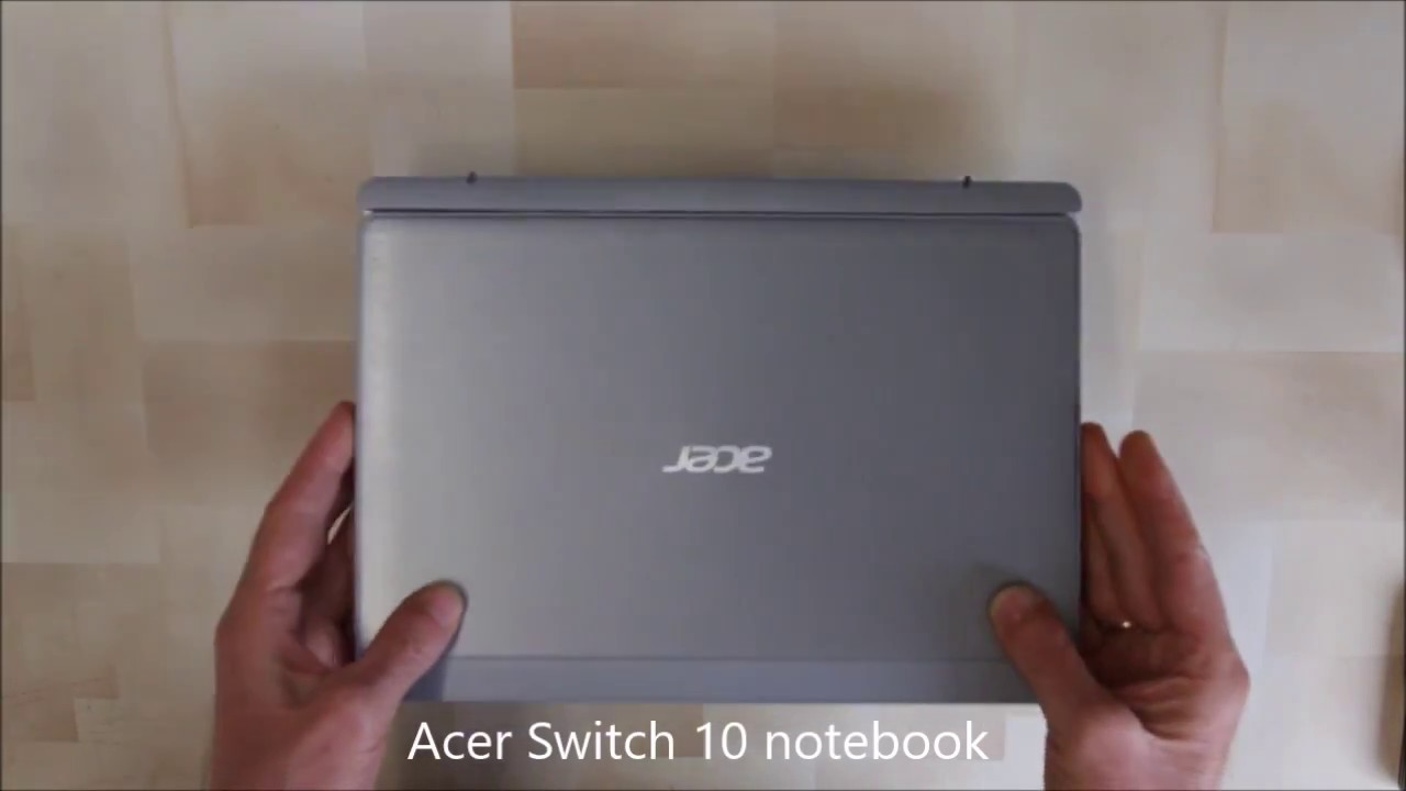 acer switch 10 teardown