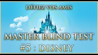 MasterBlindTest#5 : Le meilleur Blind Test Disney