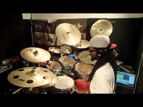 "Drum Cover : ""I'm On One"" By DJ Khaled Ft. Drake, Rick Ross & Lil Wayne (HQ)"