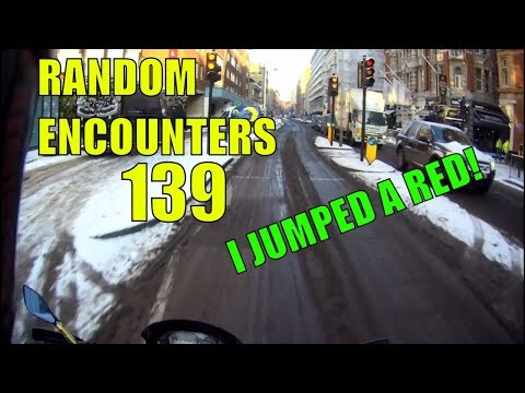 I Jumped A Red Light - Random Encounters 139