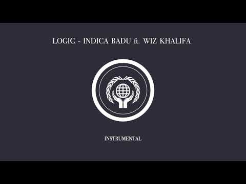 Logic - Indica Badu (Instrumental) ft. Wiz Khalifa