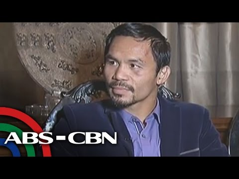 Pacquiao: Looking for knockout but not careless