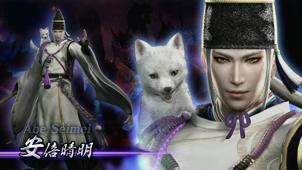 無双OROCHI 2 ULTIMATE WO3U Abe Seimei (Abe no Seimei) LV 100 Secret Weapon  Chaos Mode HD 720p - YouTube