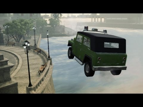 "The Godfather II - 72 ""Fun with Cuba Drawbridge"" (& Flying Car Glitch)"