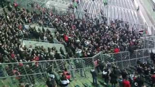 Eintracht Frankfurt Fans feiern Trainer Niko Kovac