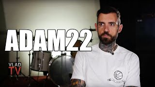 Vlad Explains to Adam22 Why He Won't Interview Suge Knight or Benzino (Part 18)