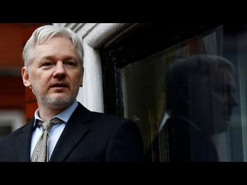 Six years a squatter - The long legal battle of Julian Assange
