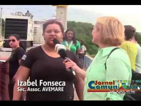 AVEMARE FOI DESTAQUE NO RADAR DA CIDADE DA TV OSASCO CANAL 8   JORNAL COMUNICAÇÃO