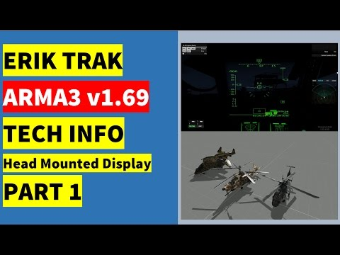 Arma 3 Head Mounted Display upgrade - part 1