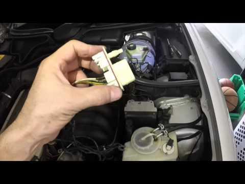 On A Mercedes C Headlight Wiring Diagram on