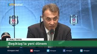 CANLI - Beşiktaş, Abdullah Avcı'yla sözleşme imzalıyor