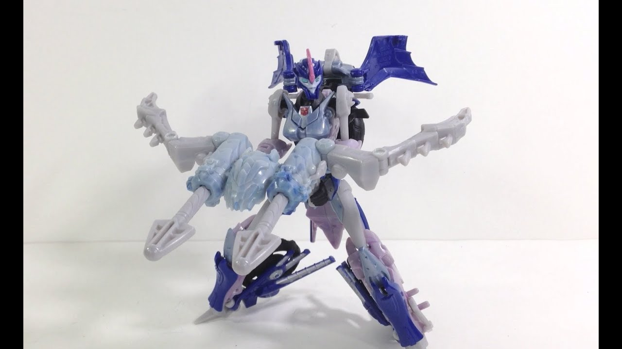 eBEFOREi Reviews: Transformers Prime Beast Hunters deluxe ...