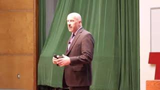Focus, Commit, and Never Quit | Brad Skiles | TEDxUTD