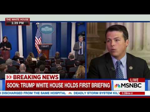 Rep. Boyle MSNBC Appearance Discussing Trump Administration, 1/23/17