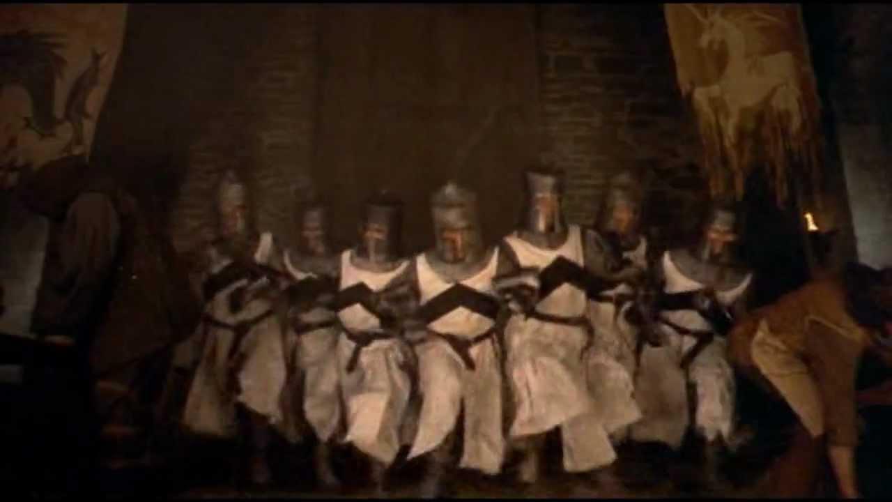 Knights of the round table monty python - Monty Python Die Ritter Der Kokosnuss Camelot Song Hd German Dvd Rip Youtube
