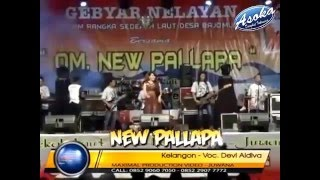 """New Palapa Devi Aldiva - Kehilangan """"Dangdut Koplo"""""""