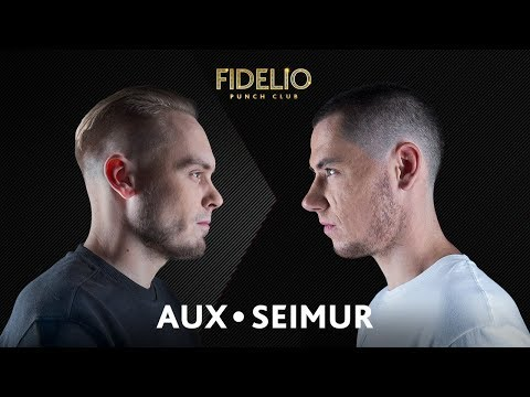 FIDELIO PUNCH CLUB   S1E01   SEIMUR VS AUX