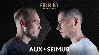 FIDELIO PUNCH CLUB   S1E01   SEIMUR VS AUX (18+)