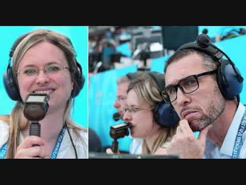 Vicki Sparks Commentator BBC Portugal v Morocco Any Good? World Cup Russia