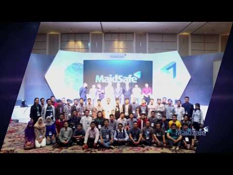 Event Organizer Jakarta Indonesia - Technology Event - MaidSafe Tech Conference 2017