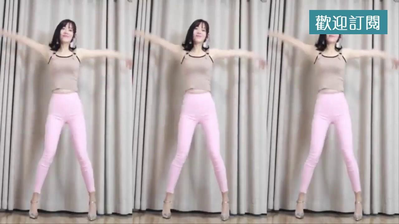 紧身裤跳舞_BeautifulDanceByBanSister,中国美女穿着紧身裤跳舞,身材真好