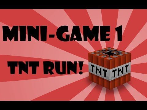 CPM1 Crew | Mini-Game 1: TNT Run!