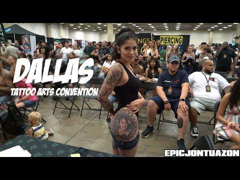 Dallas Tattoo Arts Convention 2019 | Villain Arts
