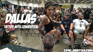 Dallas Tattoo Arts Convention 2019 | Villain Arts