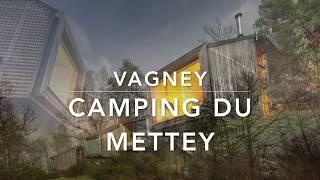 Loches - EcoloGites auf dem Camping du Mettey in Vagney / Vogesen - Frankreich