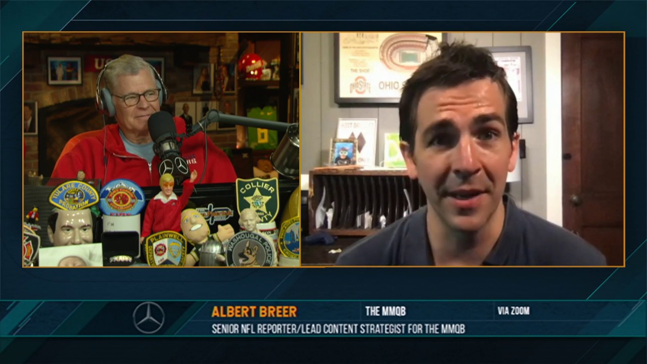 Albert Breer on the Dan Patrick Show (Full Interview) 05/28/20