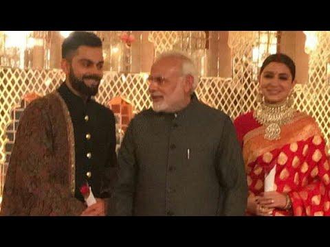 Tujh mein Rab Dikhta Hai-.💕Rab Ne  Bana Di Jodi💓 Virat kohli,Anuska,Wedding, Live, In Italy...