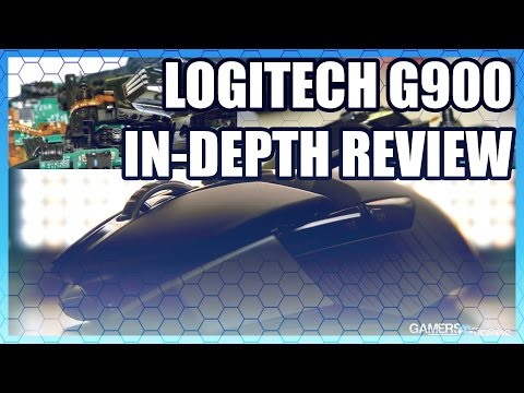 Logitech G900 Chaos Spectrum Review | Best Mouse We've Used
