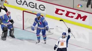 NHL17 - РКХЛ ЧМ - ITALY vs FINLAND