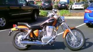 Contra Costa Powersports-Used 2012 Suzuki Boulevard S40 650cc lightweight cruiser motorcycle