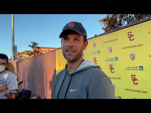 USC OC Graham Harrell — Oregon State week