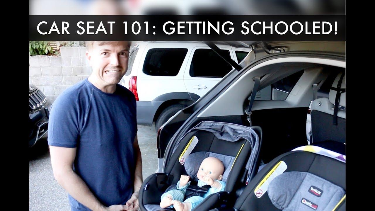 Cpst Britax B Safe 35 Elite Car Seat Installation Gay Dads Ivf