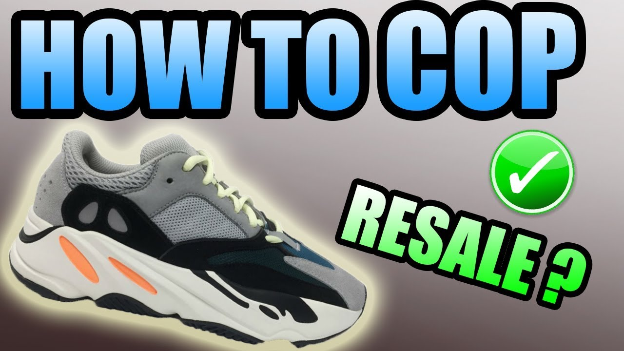 a8d5ab8b65f How To Get The YEEZY 700 WAVE RUNNER !