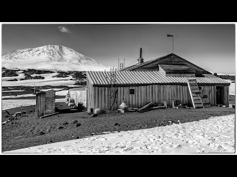Ross Ice Shelf & Scott Hut Helicopter Expedition - Antarctica 2017
