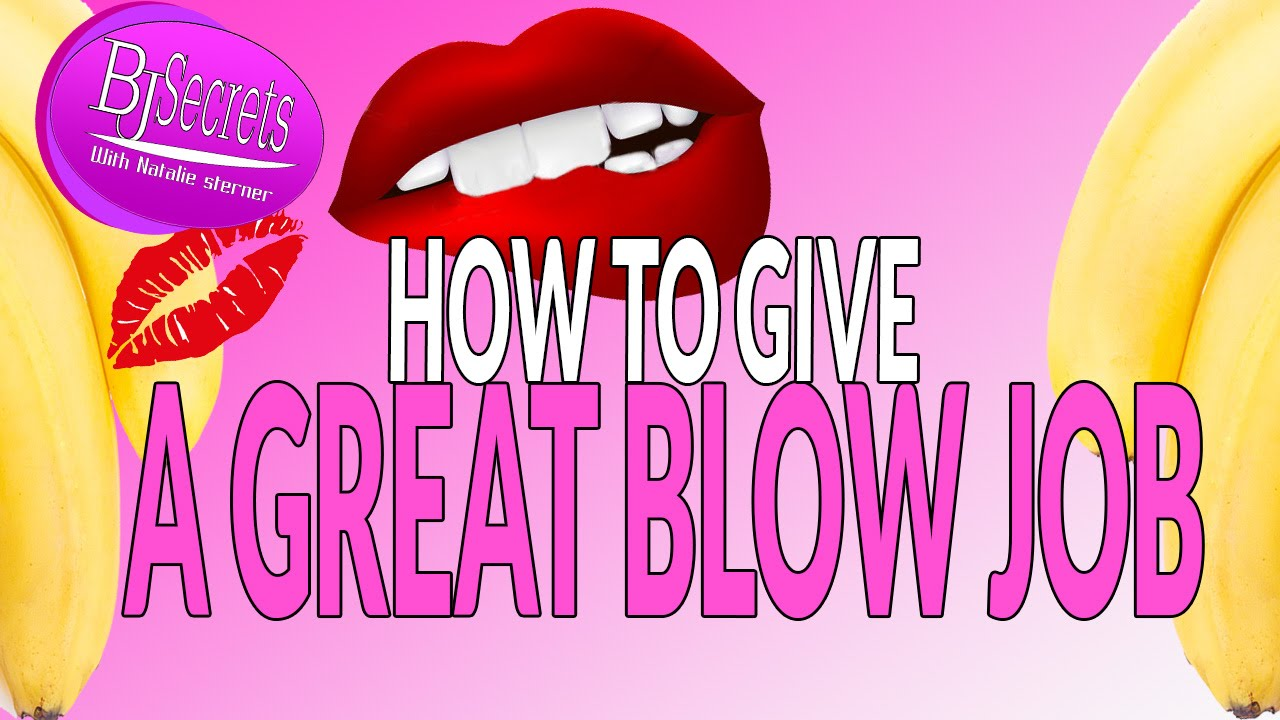 Watch give a great blow job