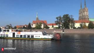 Romantyczny rejs z kolacją i winem dla dwojga – Wrocław video