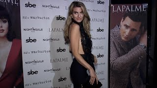 Rachel McCord 2017 LaPalme Magazine's Fall Cover Party Red Carpet