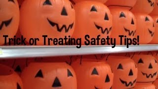 Halloween Trick or Treating Safety Tips for the whole family! Thumbnail