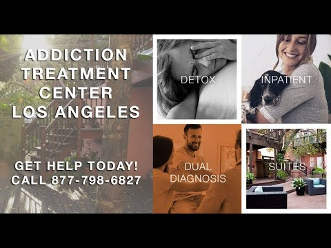 Addiction Treatment Centers in Los Angeles | Tel 877-798-6827