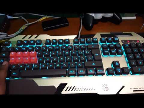 f5fb32c1c7a A4Tech Bloddy B-418 review - YouTube