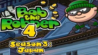 Bob the Robber 4 Season 3: Japan | Part 1 Gameplay Walkthrough